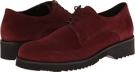 Wine Suede La Canadienne Hudson for Women (Size 5)
