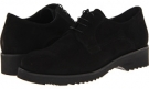Black Vitellino La Canadienne Hudson for Women (Size 5)