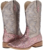 Bling SquareToe Boot Women's 5.5