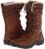 Tobacco Forty Leather Timberland Mount Hope Mid for Women (Size 7.5)