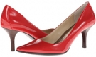 Summer Coral Calvin Klein Dolly Patent for Women (Size 5.5)