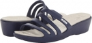 Crocs Rhonda Wedge Sandal Size 4