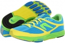 Blue/Citron Newton Running Women's Energy NR for Women (Size 7.5)