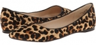Natural Multi/Black Pony Nine West SpeakUp for Women (Size 7)