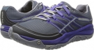 Dark Slate/Blue Merrell Allout Rush for Women (Size 5)