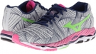 Micro Chip/Green Flash/Electric Mizuno Wave Paradox for Women (Size 7)