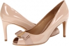New Bisque Salvatore Ferragamo Pola for Women (Size 7)