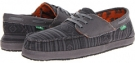 Charcoal Sanuk Docksteady for Men (Size 12)