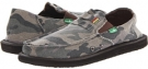 Camouflage Sanuk Kingston Jute for Men (Size 7)