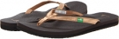 Sanuk Yoga Joy Metallic Size 11