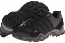 Dark Shale/Black/Light Scarlet adidas Outdoor adidas Outdoor - AX 2 GTX for Men (Size 9)