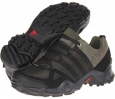 Earth Green/Black/Earth Green adidas Outdoor adidas Outdoor - AX 2 GTX for Men (Size 9)