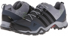 Dark Onix/Black/Semi Solar Green adidas Outdoor adidas Outdoor - AX 2 GTX for Men (Size 6.5)