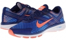 Hyper Cobalt/Marlin/Chambray/Bright Mango Nike Dual Fusion TR 2 Print for Women (Size 5.5)