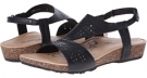 Sandalista Melanie Adjustable Quarter Strap Women's 7