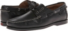 Black Smooth Pull Up Polo Ralph Lauren Bienne II for Men (Size 15)