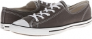 Charcoal Converse Chuck Taylor All Star Fancy Ox for Women (Size 6.5)