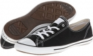 Black Converse Chuck Taylor All Star Fancy Ox for Women (Size 6.5)