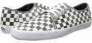(Washed Checker Vans Costa Mesa for Men (Size 10)