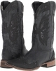 Distressed Glitter Underlay Boot Women's 7
