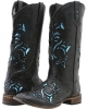 Laser Cut Metallic Underlay Boot Women's 5.5