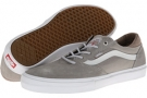 Grey/White/Tan Vans Gilbert Crockett Pro for Men (Size 10)