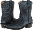 Washed Sanded Shorty Boot Women's 6