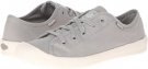 Mouse/Marshmallow Palladium Flex Lace for Women (Size 7)