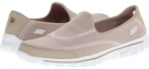 Stone SKECHERS Performance GoWalk 2 - Fresco for Women (Size 5)