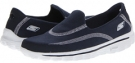 Navy SKECHERS Performance GoWalk 2 - Fresco for Women (Size 5)