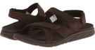 Brown New Balance RevitalignRX Inspire Sandal W3054 for Women (Size 11)