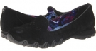 Black Suede SKECHERS Exclusive - SKECHERS Bikers - Taylor for Women (Size 7.5)