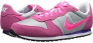 White/Hyper Punch/Wolf Grey/Bright Mango Nike Genicco for Women (Size 5.5)