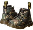 Dr. Martens Kid's Collection Brooklee B 4-Eye Lace Boot Size 6
