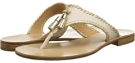 Bone/Gold Jack Rogers Alana for Women (Size 5)