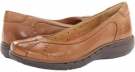 Tan Clarks England Un.Rosily for Women (Size 5.5)