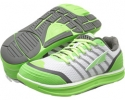 Jasmine Green/White Altra Zero Drop Footwear Intuition 2 for Women (Size 7)