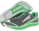 Gunmetal/Classic Green Altra Zero Drop Footwear Torin 1.5 for Women (Size 7)