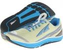 Mellow Green/Horizontal Blue Altra Zero Drop Footwear Torin 1.5 for Women (Size 7)
