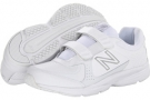 White 2 New Balance MW411 - Hook-and-Loop for Men (Size 8)