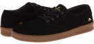 Black/Gum Emerica The Romero Laced for Men (Size 11)