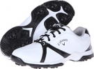 White/Black Callaway Cirrus for Women (Size 7)