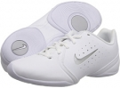 White/White Nike Sideline III for Women (Size 6)