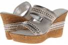 Pewter Leather Onex Breeze for Women (Size 5)