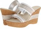 White/Silver Onex Breeze for Women (Size 5)