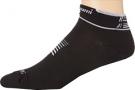 Black Pearl Izumi Elite Low Sock for Women (Size 5)