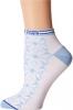 Colorado Dazzling Blue Pearl Izumi Elite Low Sock for Women (Size 5)