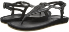 Black Teva Capri Sandal for Women (Size 8)