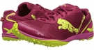 Cerise/Fluro Yellow PUMA Haraka XCS for Women (Size 7)