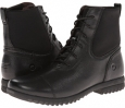 Black Bogs Alexandria Lace Boot for Women (Size 7)